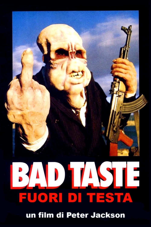 """Poster del Film """"Bad Taste"""""""