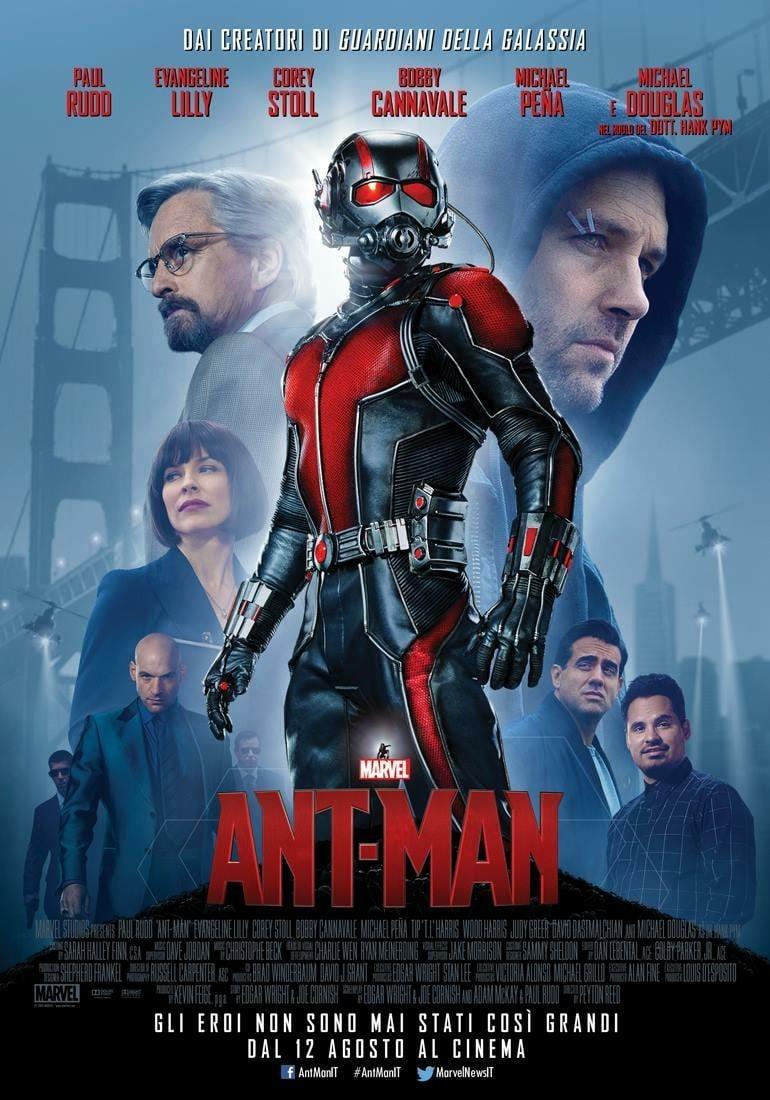 "Poster del Film ""Ant-Man"""