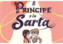 il principe e la sarta, copertina