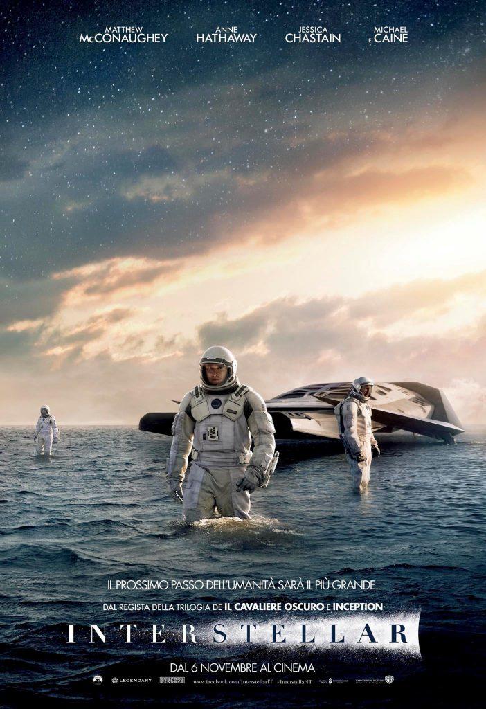 """Poster del Film """"Interstellar"""""""