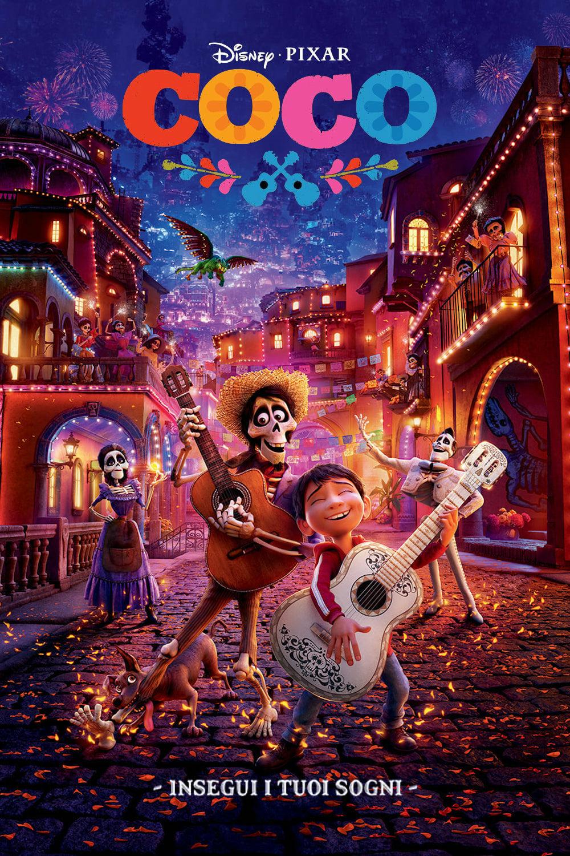"""Poster del Film """"Coco"""""""