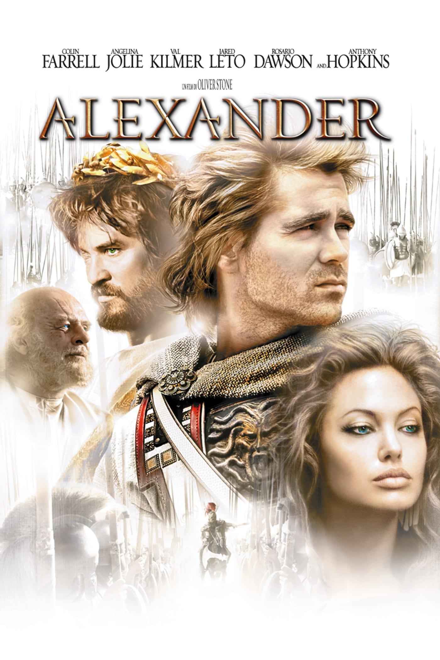 "Poster del Film ""Alexander"""