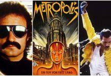 Giorgio Moroder, Metropolis e Freddie Mercury