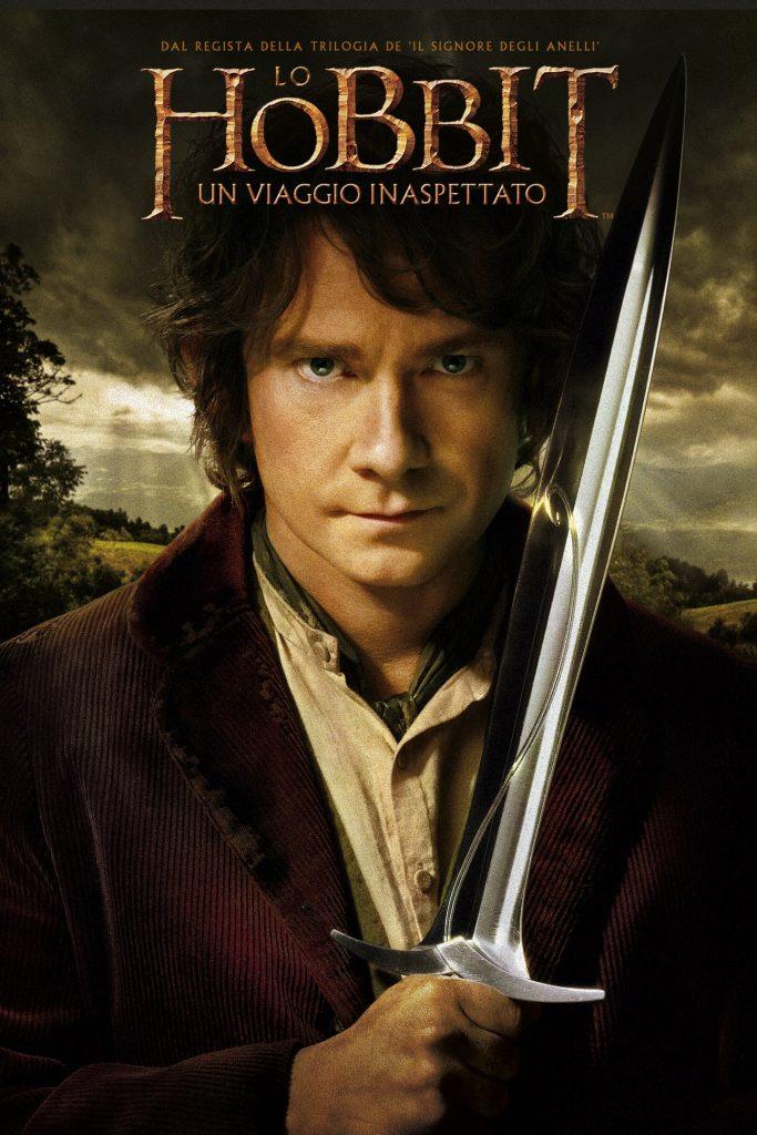 """Poster del Film """"Lo Hobbit: Un viaggio inaspettato"""""""