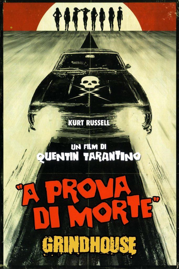 """Poster del Film """"Grindhouse - A prova di morte"""""""""""