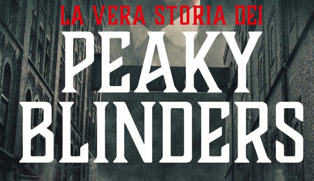 La vera storia dei Peaky Blinders, copertina