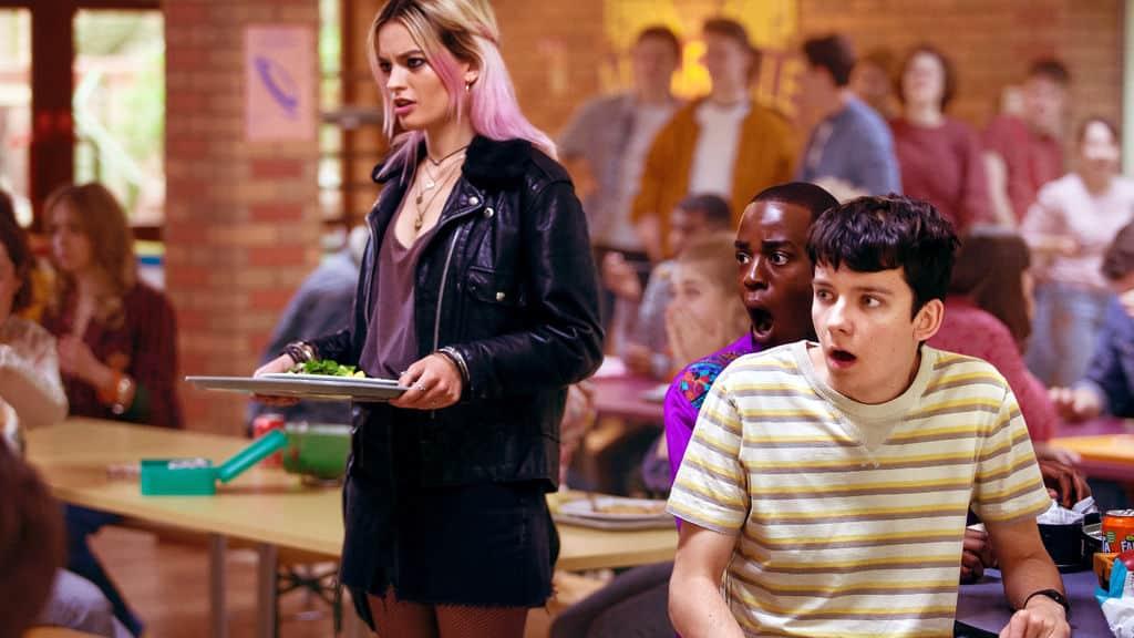 Sex Education: Una delle prime immagini svelate prima dell'uscita della seconda stagione della serie