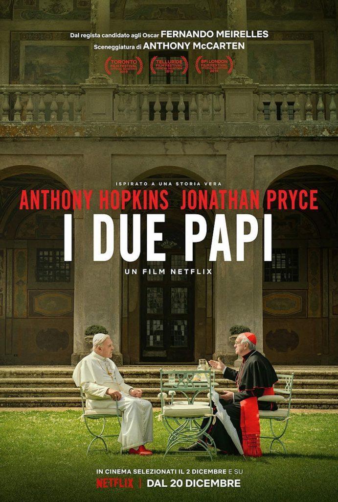 """Poster del Film """"I due papi"""""""