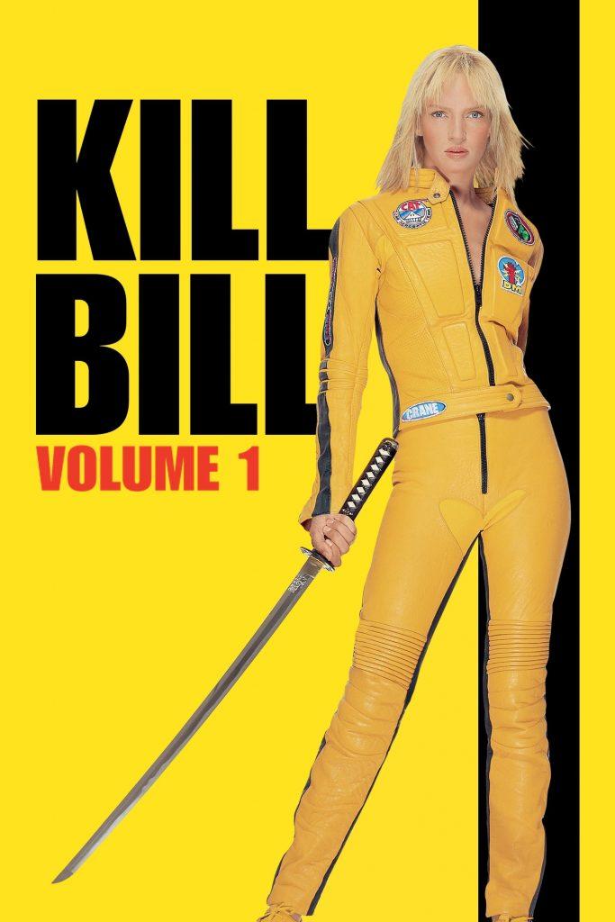 "Poster del Film ""Kill Bill: Volume 1"""