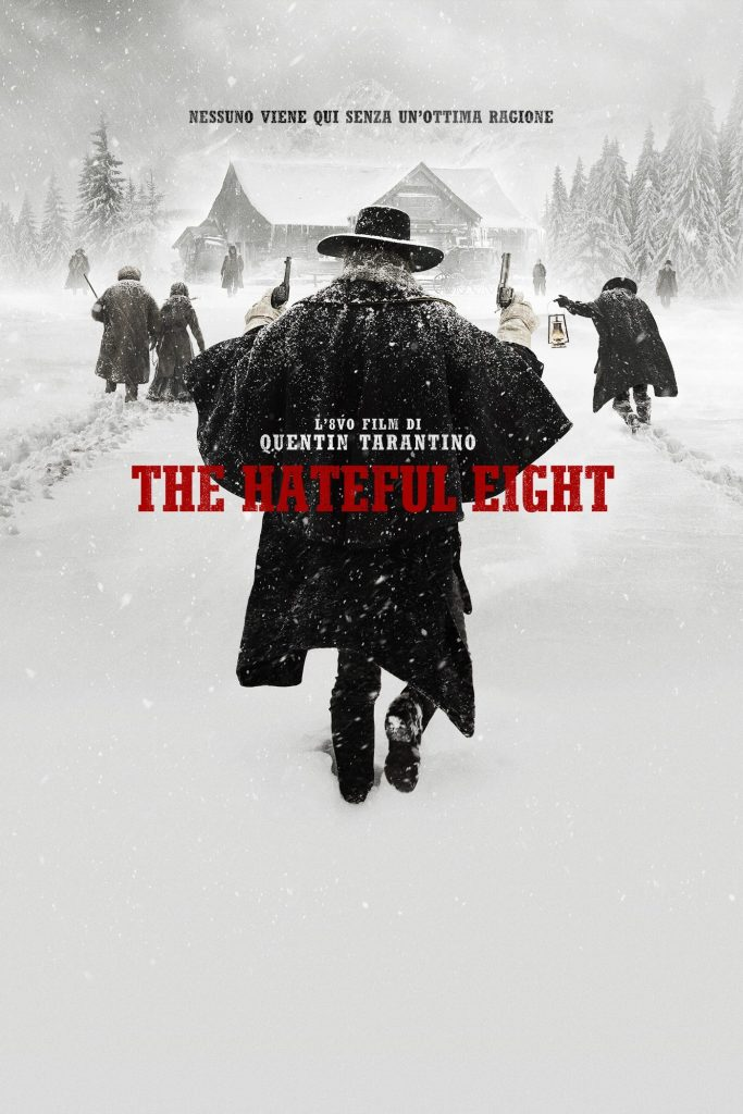 "Poster del Film ""The Hateful Eight"""