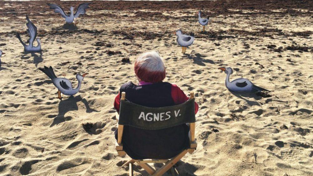 Agnès Varda in Varda par Agnès