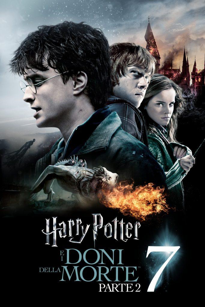 """Poster del Film """"Harry Potter e i Doni della Morte - Parte 2"""""""