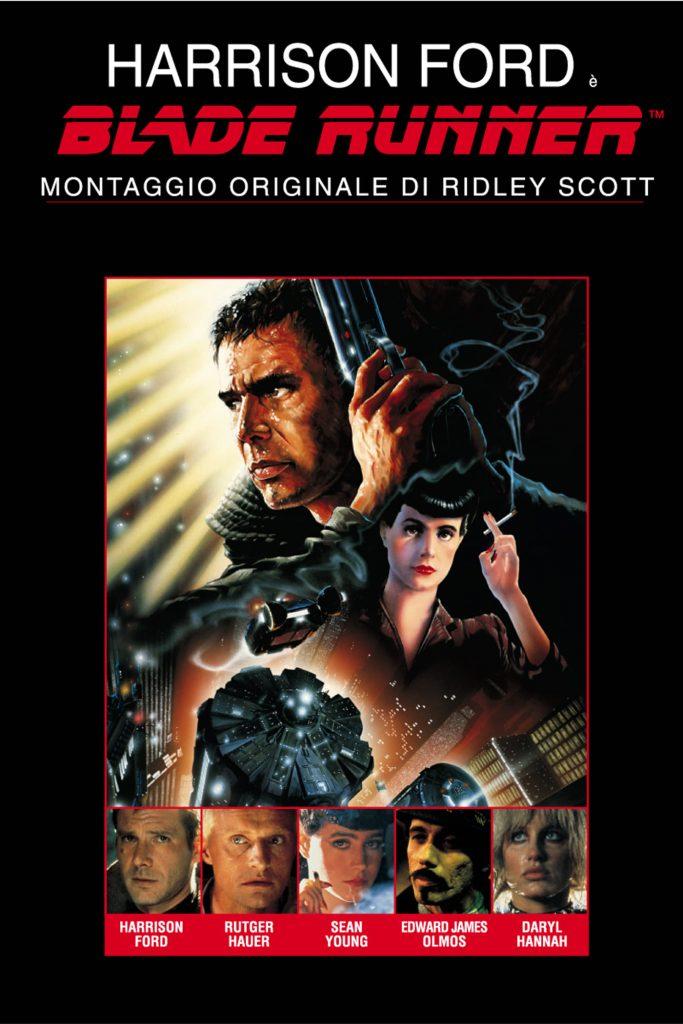"""Poster del Film """"Blade Runner"""""""