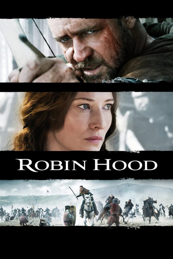 "Poster del Film ""Robin Hood"""