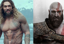 God of war, Jason Momoa