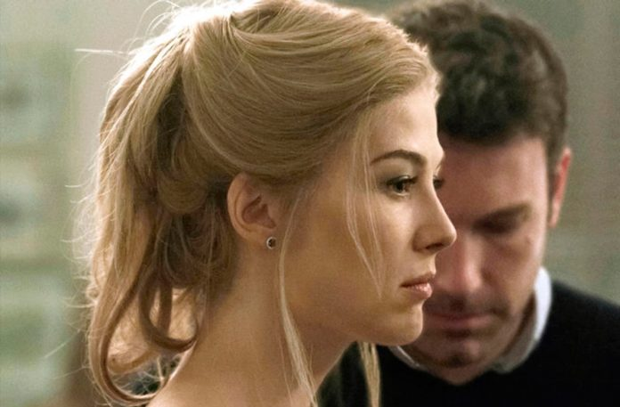 Gone Girl, L'amore bugiardo, david fincher, rosamund pike, ben affleck