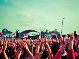 La musica che gira - Immagine tratta dal concerto del Primo Maggio