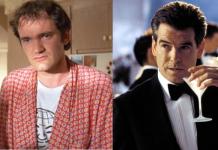 Quentin Tarantino, Pierce Brosnan