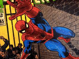 Spider-Man fumetto