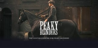 Peaky Blinders, Sito ufficiale, streaming, Netflix