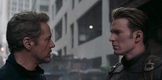 Avengers: Endgame, Tony e Cap
