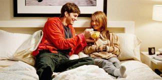 Ashton Kutcher, Natalie Portman, scene di sesso, amici amanti e