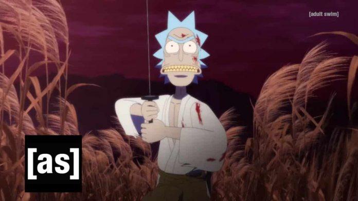 Rick e Morty, Samurai e Shogun