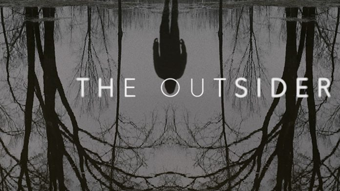 The outsider: locandina