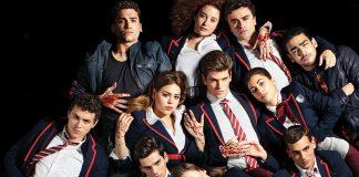 I protagonisti della prima stagione di Elite