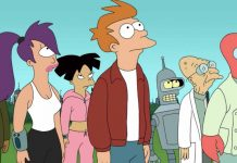 Futurama, Amazon Prime Video, Streaming