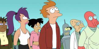 Futurama, Amazon Prime Video, Streaming