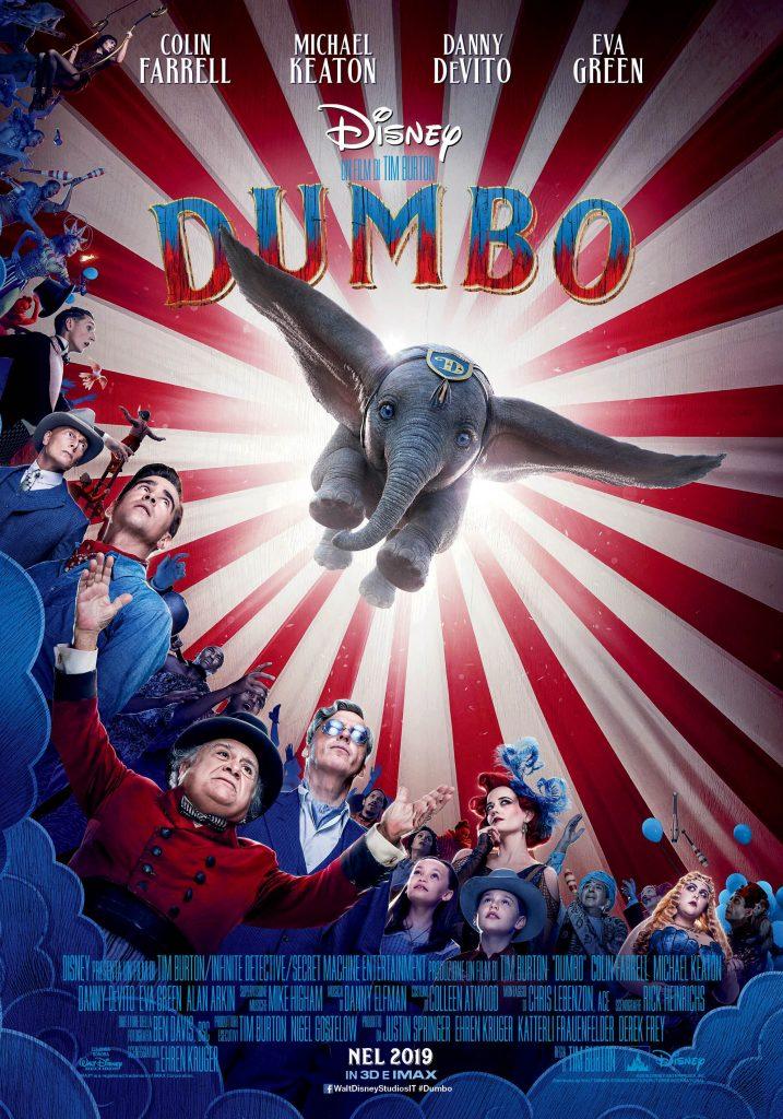 """Poster del Film """"Dumbo"""""""