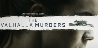 poster promozionale de I delitti di Valhalla
