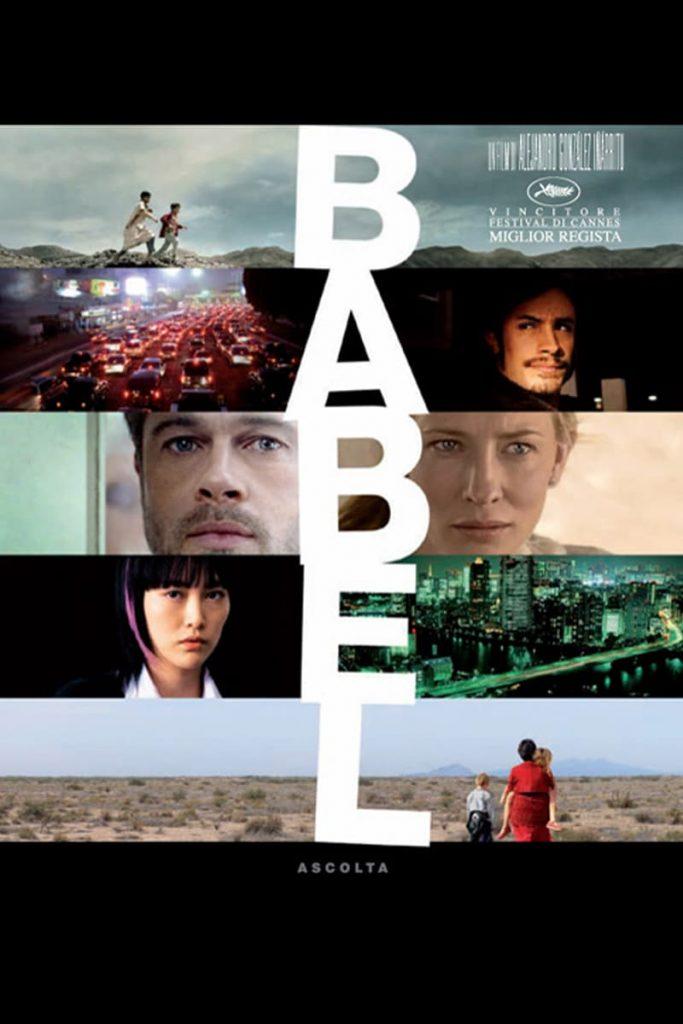 "Poster del Film ""Babel"""