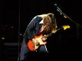 john frusciante red hot chili peppers 40 album