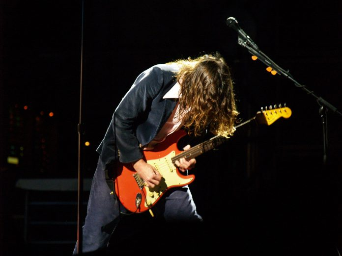 john frusciante red hot chili peppers 40 album