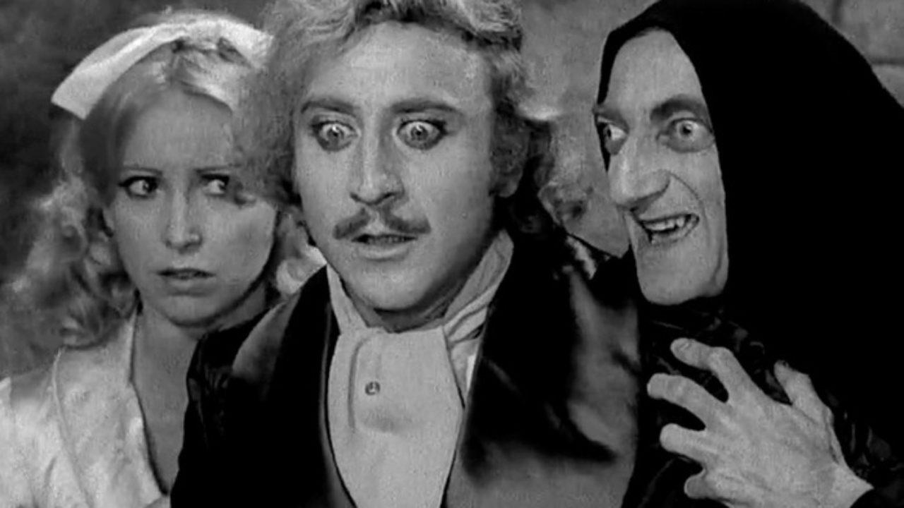 Stasera in Tv Frankenstein Junior- Quando il doppiaggio italiano è ...
