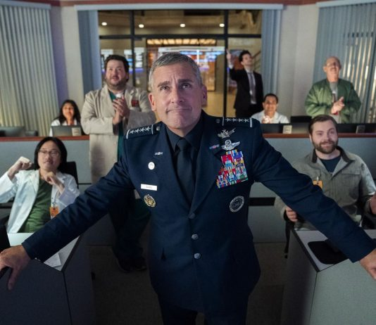 space force recensione serie Netflix