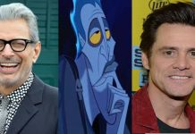 Hercules, Ade, Jim Carrey, Jeff Goldblum