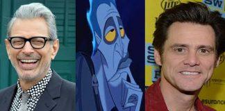 Hercules, Ade, Jim Carrey, Jeff Goldblum