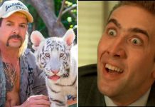 Tiger King Nicolas Cage