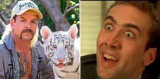 Tiger King Nicolas Cage