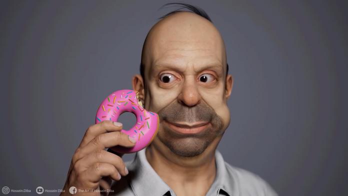 Simpson, realistici