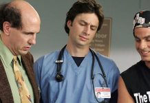 Zach Braff, Sam Lloyd, Ted, Jd, Scrubs