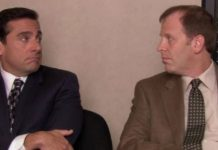 the office toby strangolatore di scranton