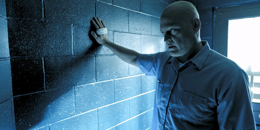 Film da vedere su Netflix: In Cell Block 99, Vince Vaughn in una scena del film
