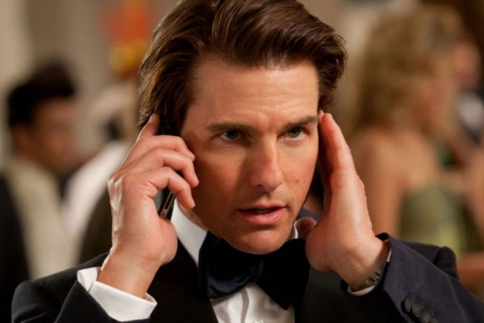 Tom Cruise, Mission Impossibile