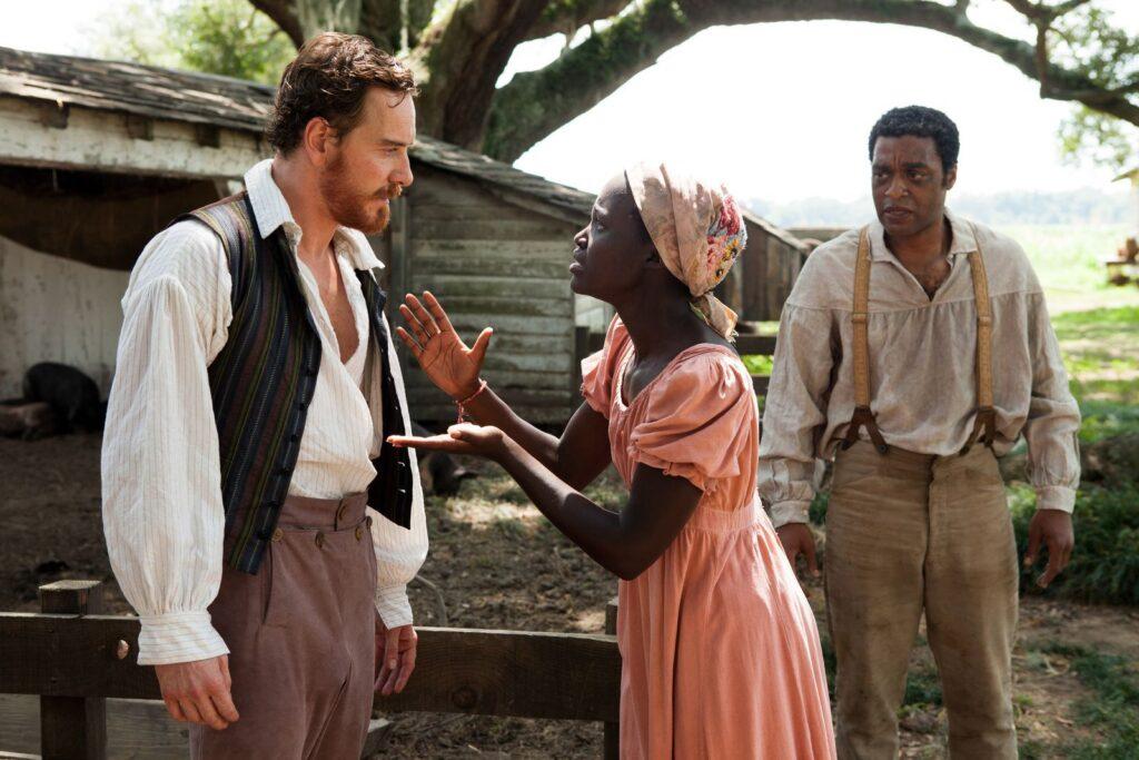 hollywood: 12 anni schiavo