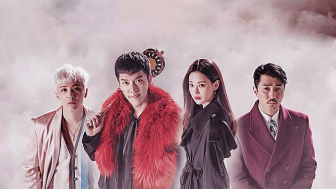 A Korean Odyssey: una serie tv coreana sul genere fantasy.
