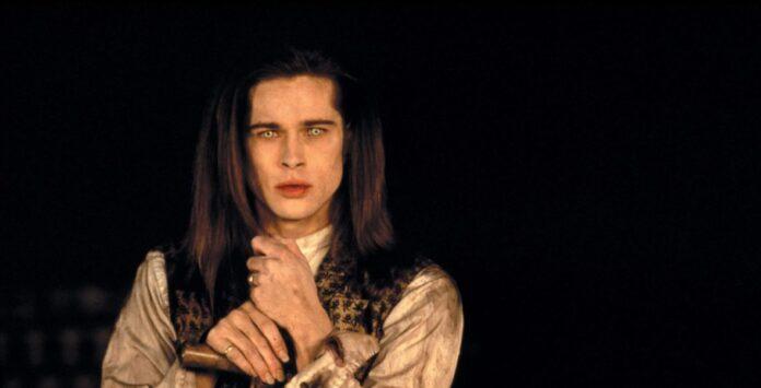 Brad Pitt, Intervista col Vampiro